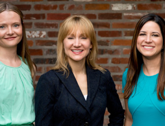 January 2014—Drs. Cresap, Williams and Pagan, Center for Women's Health