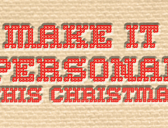 Make It Personal This Christmas