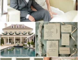 Wedding Inspiration Feature: Kellie + John-Paul
