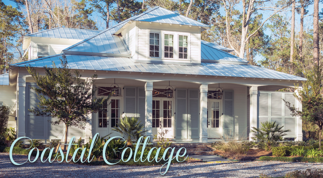 Coastal cottage sophisticated woman magazine for Home and cottage magazine