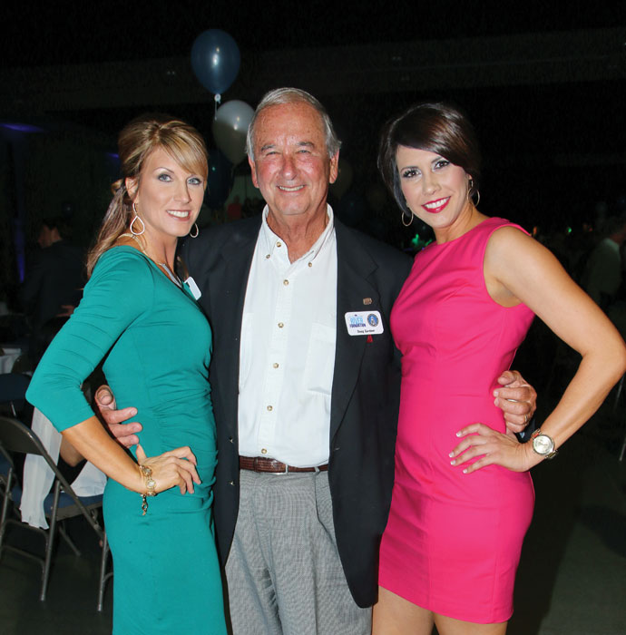 Shawn Catalano, Doug Gardner, Lisa Jones