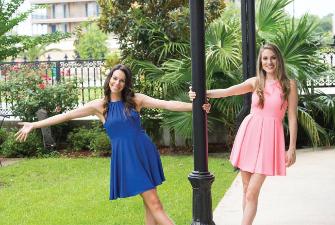 Christina and Amberleigh Carter