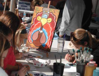 Fine Arts and Crafts at the Three Rivers Art Festival