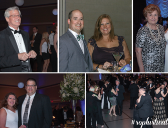 The Harbor Nights in Black and White Gala