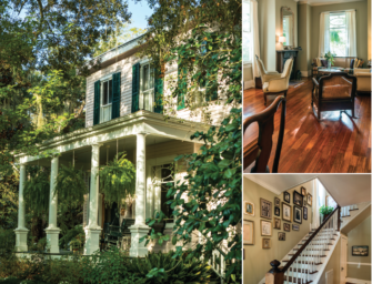 A Sneak Peek at Covington's History & Holly Home Tour