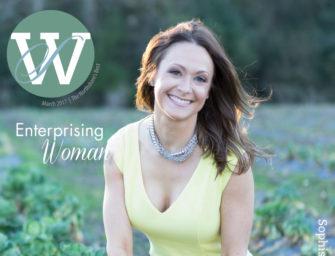 March Enterprising Woman- Rebecca Lee
