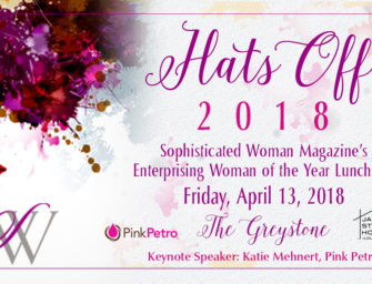 2018 Hats Off Luncheon