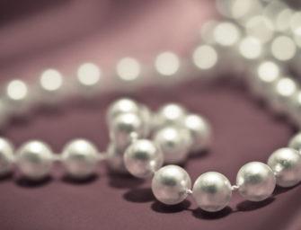 Mrs. Bush's Pearls
