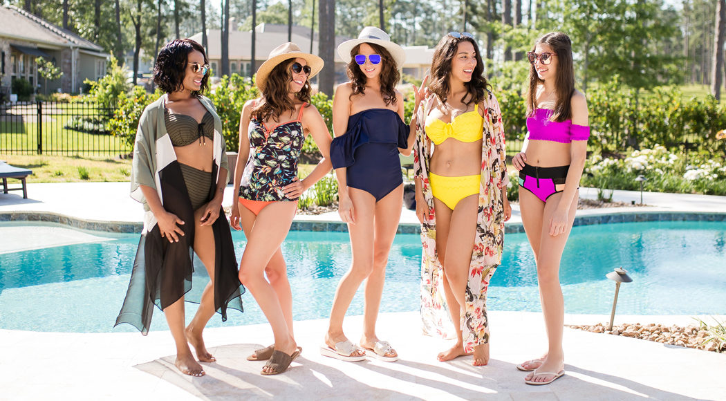 25995e4b28 Hot Fun in the Summertime! – Stylish Swimwear and Awesome Accessories