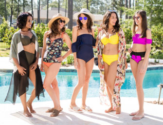 Hot Fun in the Summertime! – Stylish Swimwear and Awesome Accessories